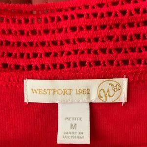 Dress Barn Tops - DRESSBARN WESTPORT 1962 COTTON (2 )COTTON T SHIRTS